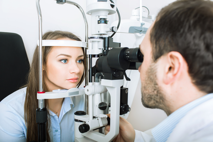 Ophthalmology-technicians